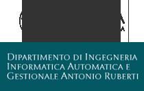 Dipartimento di Ingegneria informatica automatica e gestionale Antonio Ruberti della Sapienza Università di Roma